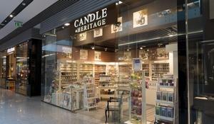 Obchod so sviečkami Candle & Heritage