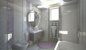 Interiéry – kúpeľne