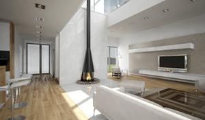 Interiéry – obývacie izby