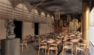 Reštaurácia Sajado – OC Eurovea